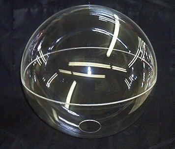 Acrylic Spheres Globes Balls From Complex Plastics Toll