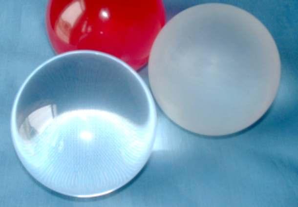 Water Transparent or Translucent Transparent Translucent Opaque